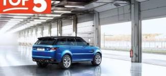 TOP 5 Premium SUV 2016